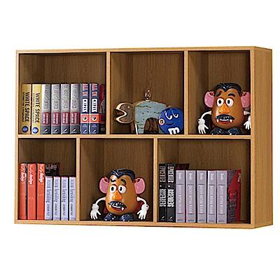 H&D 柯瑪4尺開放書架