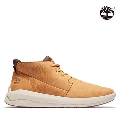Timberland 男款小麥色GreenStride磨砂革查卡靴|A2GUT231