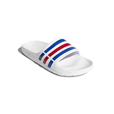 adidas_中性_白色_防水_拖鞋_DURAMO SLIDE_U43664