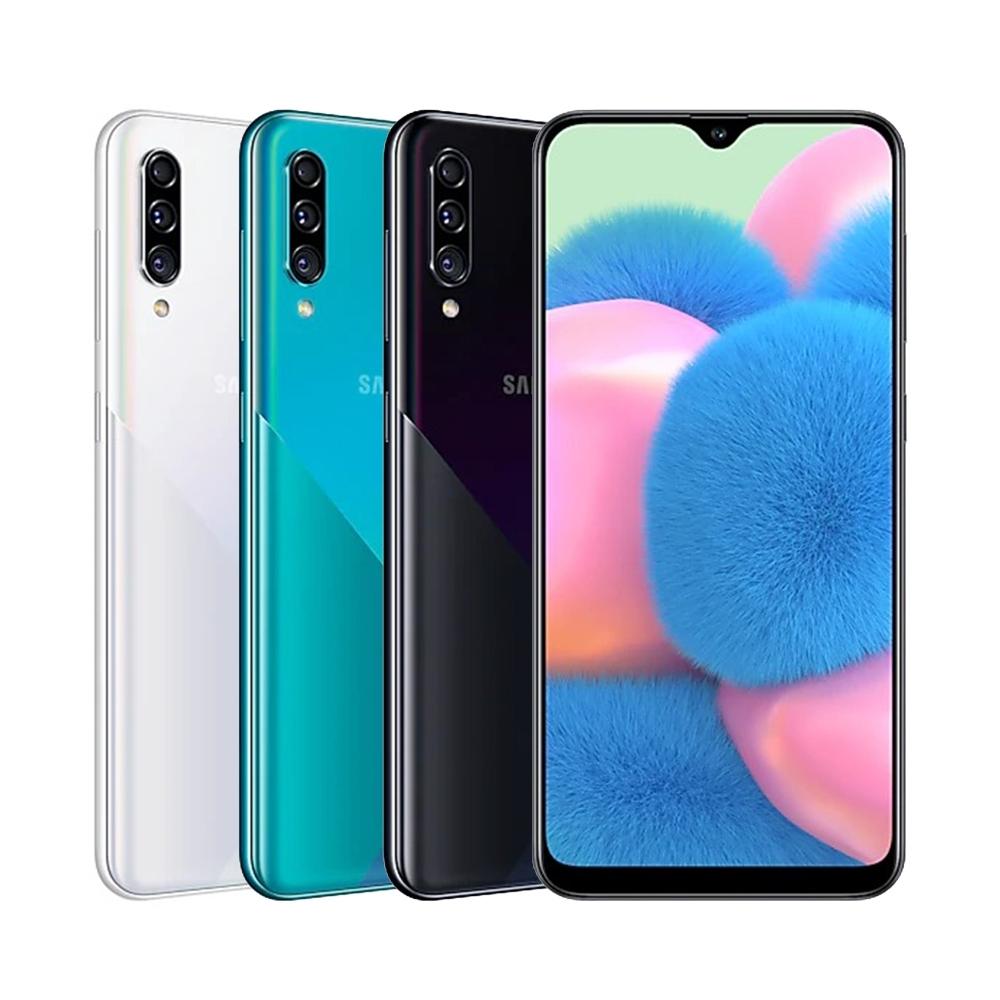 【原廠99%新 福利品】SAMSUNG Galaxy A30s 4G/128G 6.4吋智慧型手機