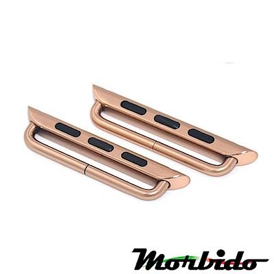 Morbido蒙彼多 Apple Watch 44mm 金屬錶帶連接器(螺絲式)