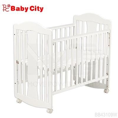 娃娃城BabyCity -幸福天使搖擺小床(白色) @ Y!購物