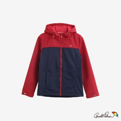 Arnold Palmer -女裝-防風貼合風衣外套-深藍色