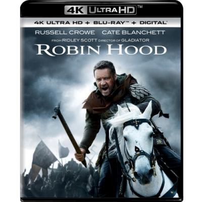 羅賓漢  4K UHD+BD  雙碟限定版