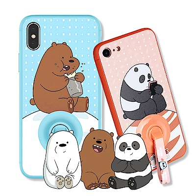 iStyle iPhone 7/8 4.7吋 熊熊遇見你手機殼 @ Y!購物