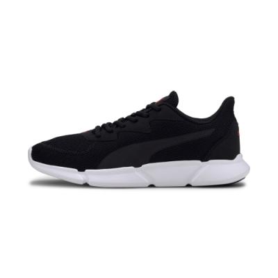 PUMA-INTERFLEX Runner 女性慢跑運動鞋-黑色
