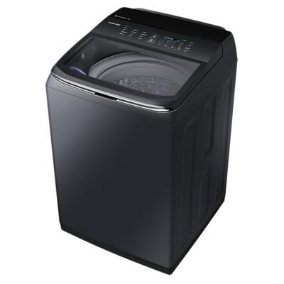 Samsung三星 17KG 智慧觸控洗衣機 WA17M8100GV/TW- 奢華黑
