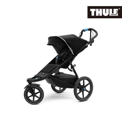 Thule 都樂-Urban Glide2單人三輪嬰兒手推車(黑色)