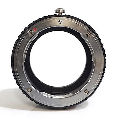 RJ製造 鏡頭轉接環Nikon F轉EOS-M