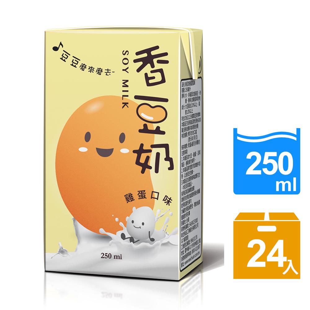 味全 香豆奶雞蛋風味(250mlx24入) @ Y!購物