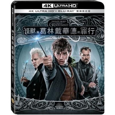 怪獸與葛林戴華德的罪行 4K UHD+BD 雙碟限定版