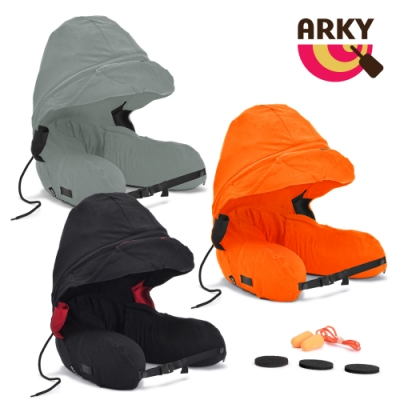 ARKY Somnus Travel Pillow 咕咕旅行枕-乳膠顆粒版