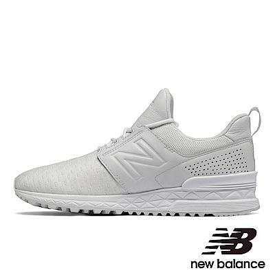 New Balance 復古鞋 WS574DDB 女性 白色