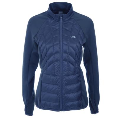 法國【EiDER】 / 女輕量保暖透氣羽絨外套 / EIT2707-藍