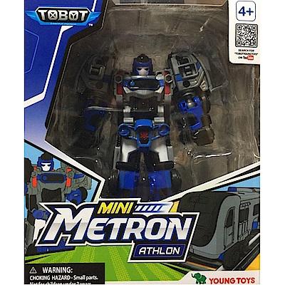 任選TOBOT機器戰士 MINI METRON 電光 YT01083