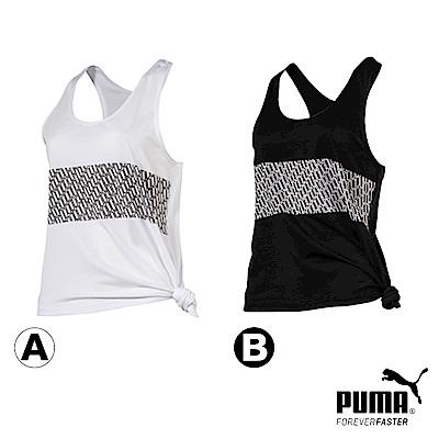 [時時樂限定]PUMA-女性訓練Bold運動背心-歐規-兩色可選