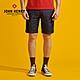 【JOHN HENRY】復古滿版刺繡牛仔短褲 product thumbnail 1