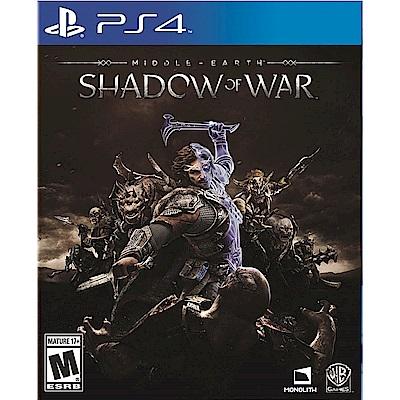 中土世界:戰爭之影 Middle-Earth:Shadow of War-PS4中英文美版