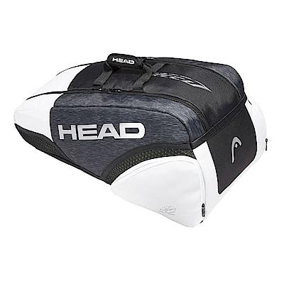 HEAD奧地利 球星簽名款 Djokovic Supercombi 9支裝球拍袋