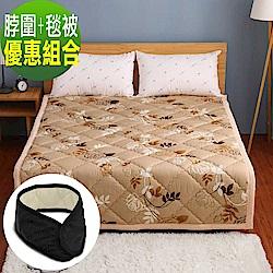 卓瑩 遠紅外線非動力式治療床墊(未滅菌) 和 卓瑩光波 醫療用護頸(未滅菌)