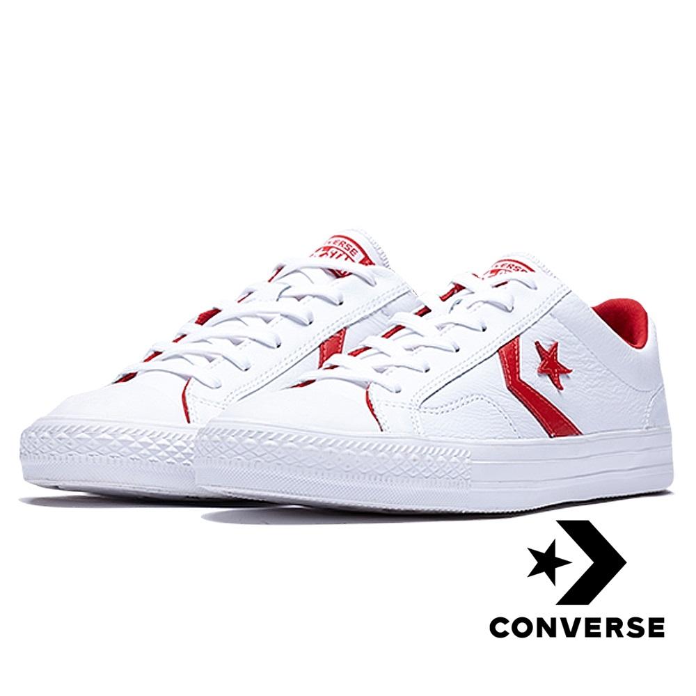 CONVERSE -休閒鞋159739C 白  低筒鞋