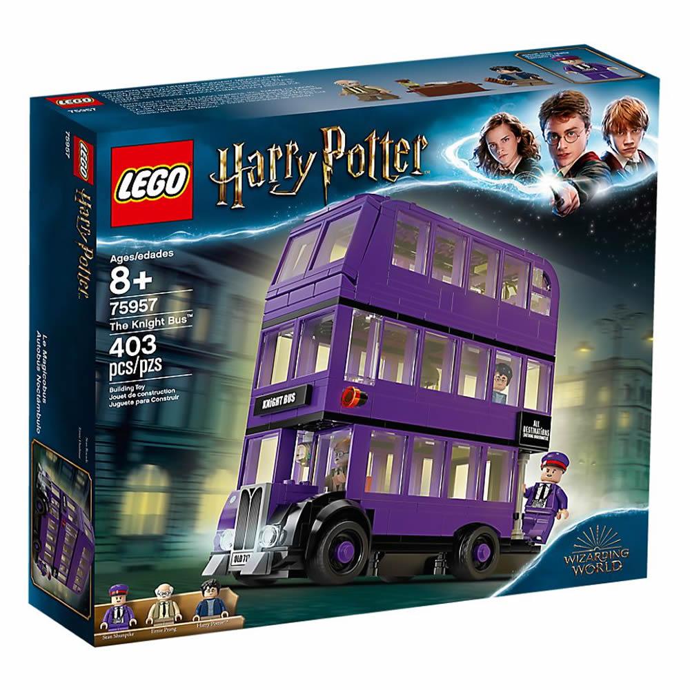 樂高LEGO 哈利波特系列 - LT75957The Knight Bus