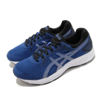 Asics 慢跑鞋 Jolt 2 4E 超寬楦頭 男鞋 亞瑟士 透氣 路跑 運動休閒 基本款 藍 白 1011A206407