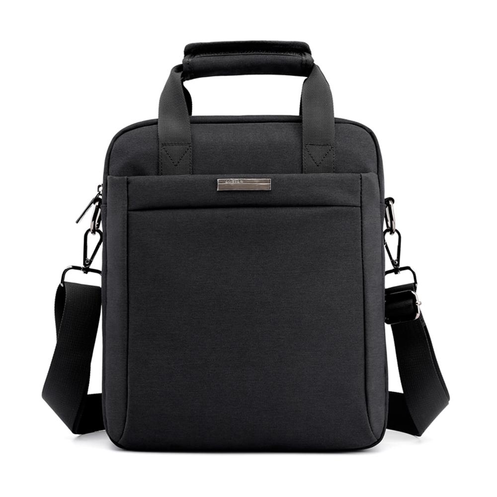 AT8335BK歐風10吋平板側背包黑色