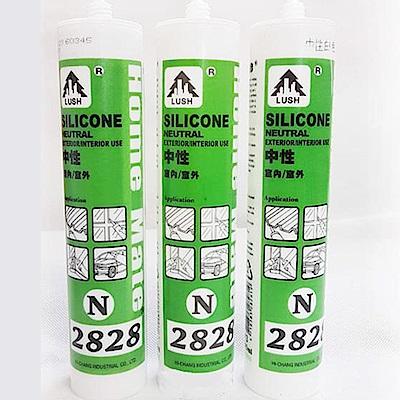 N2828 中性矽力康Silicone 300ml  5支 (三色)