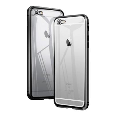 iPhone 6 6s 360度全包 雙面磁吸 鋼化玻璃手機殼 (iPhone6手機殼 iPhone6s手機殼 )