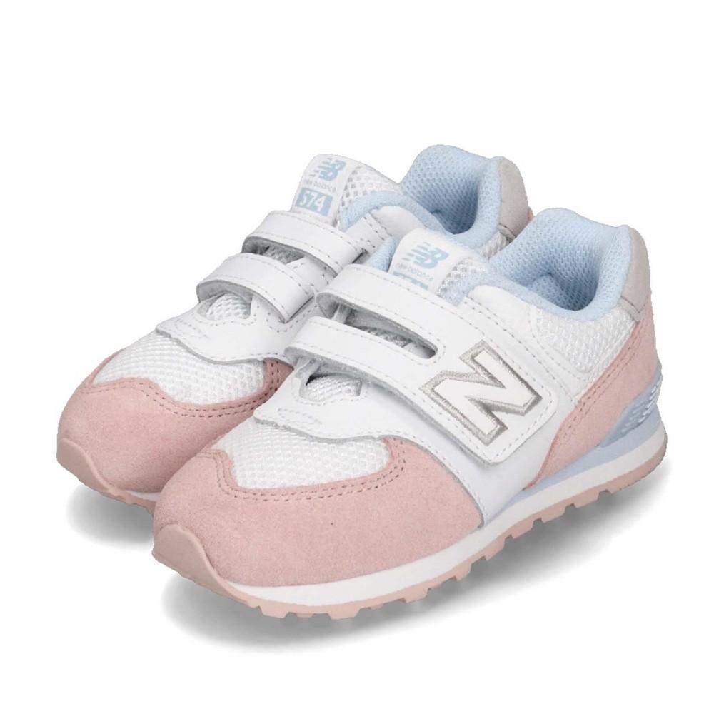 New Balance 紐巴倫 IV574NSEW 寬楦 童鞋