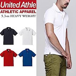 日本United Athle抗UV消臭機能POLO衫 UA情侶款 5.3oz