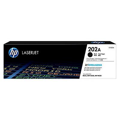 HP CF500A  LaserJet原廠黑色碳粉匣202A