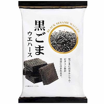 三浦製果 黑芝麻威化餅(67.5g)