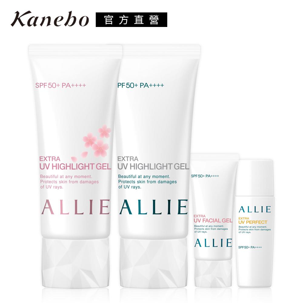 Kanebo 佳麗寶 ALLIE EX UV高效防曬水凝乳冠軍必敗組