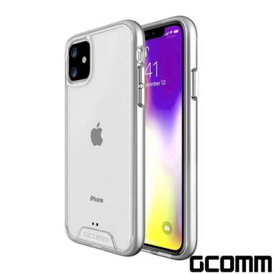 GCOMM iPhone 11 晶透軍規防摔殼 Crystal Fusion