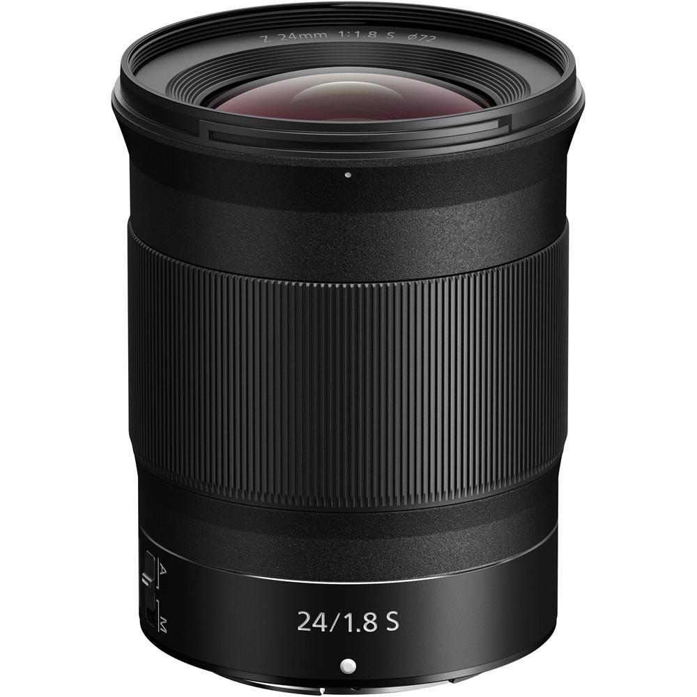 Nikon NIKKOR Z 24MM F/1.8 S (公司貨)