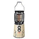 勳風360度熱循環電暖器(HF-O12H)