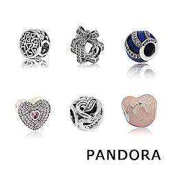Pandora浪漫串珠8折