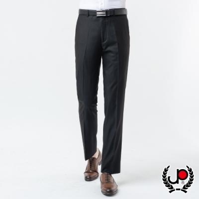 極品名店 品味風範平面西裝褲_黑(BW875-1)