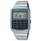 CASIO卡西歐 特殊計算機功能腕錶(CA-506-1D)