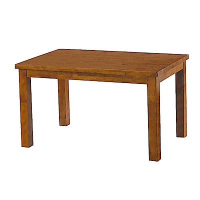 Boden-羅根4.3尺實木餐桌-130x80x75cm