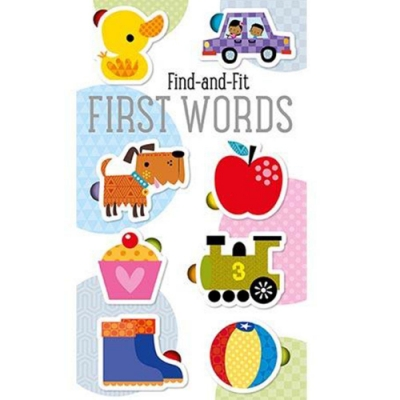 Find And Fit:First Words 拼拼圖學單字