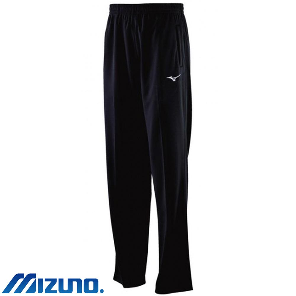 MIZUNO 美津濃 男針織長褲 黑 32TD8A3809