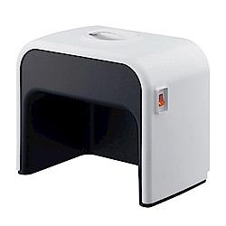 日本 DOSHISHA足部電暖器-白色(CHMS-011-WH)