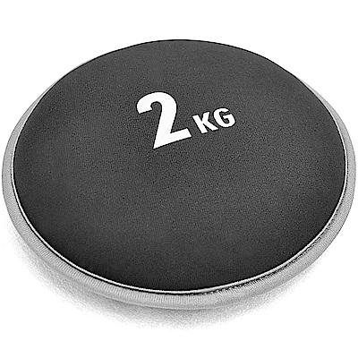 重量訓練2公斤沙鈴 2KG啞鈴片沙袋沙包-(快)