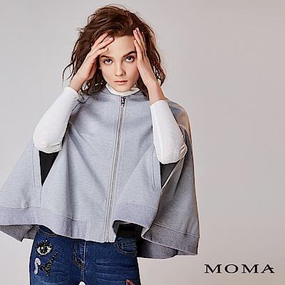 MOMA 斗篷造型休閒外套