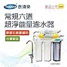 【Toppuror 泰浦樂】常規六道能量淨水器(CE410002)