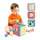 colorland 嬰幼兒玩具六面盒寶寶拍拍鼓學習六面屋手拍鼓 product thumbnail 1