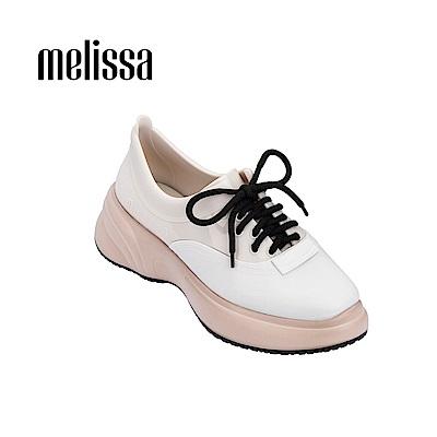 Melissa 潮流Sneaker休閒鞋-白色